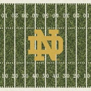 Notre Dame Field